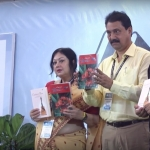 Book Release at Ukiyo Festival, Imphal